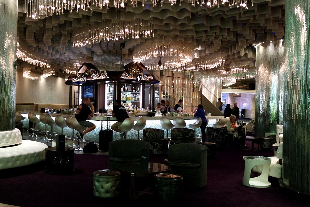 Vegas casino bar