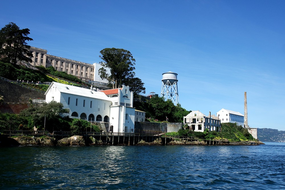 Alcatraz Island, San Francisco