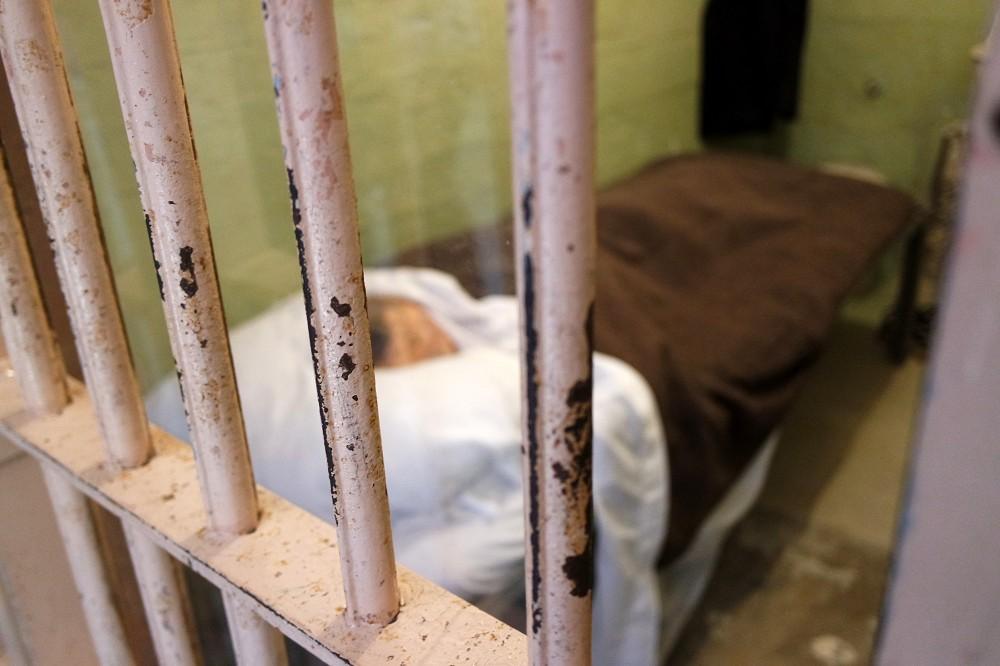 Alcatraz Tour Escape Cell
