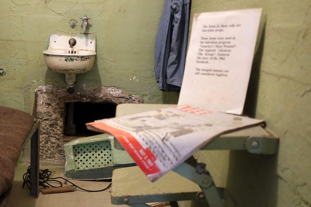 Alcatraz Tour Escape