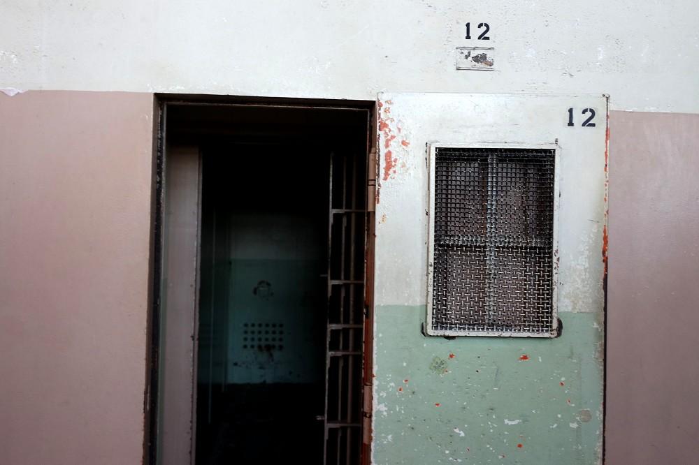 Alcatraz Tour Solitary Confinement Cell
