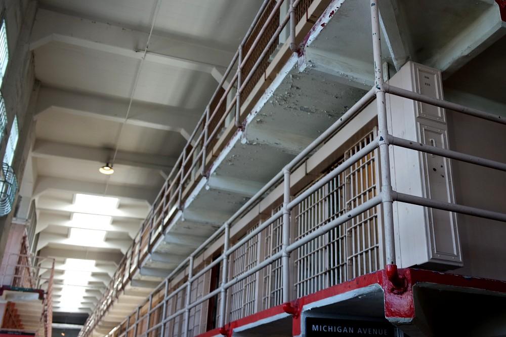 Alcatraz Tour cells
