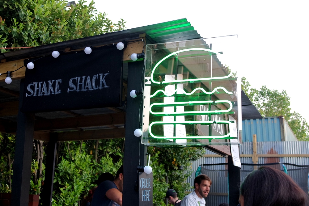 Auction Against Hunger 2016 Shake Shack