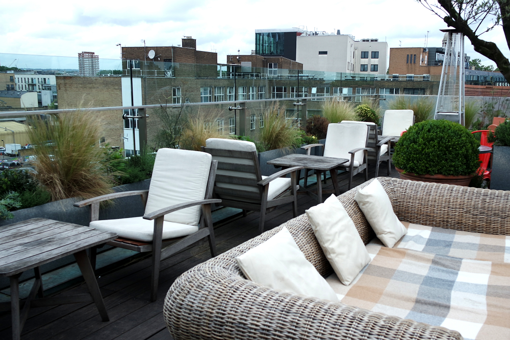 Boundary Roof Terrace London Roof Garden