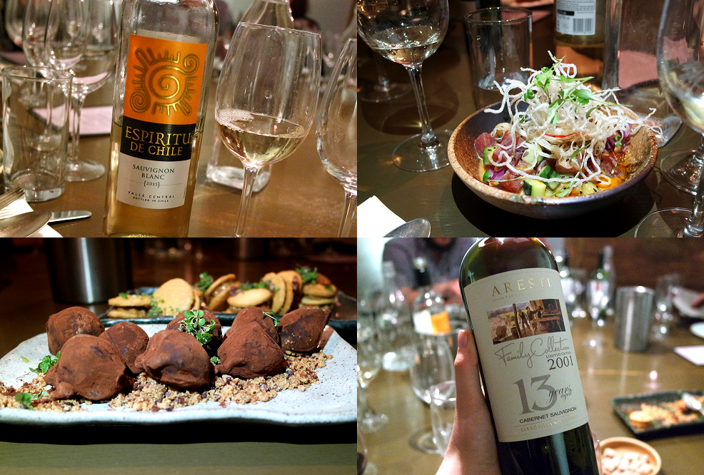 Espiritu De Chile Wine Tasting at Pachamama London