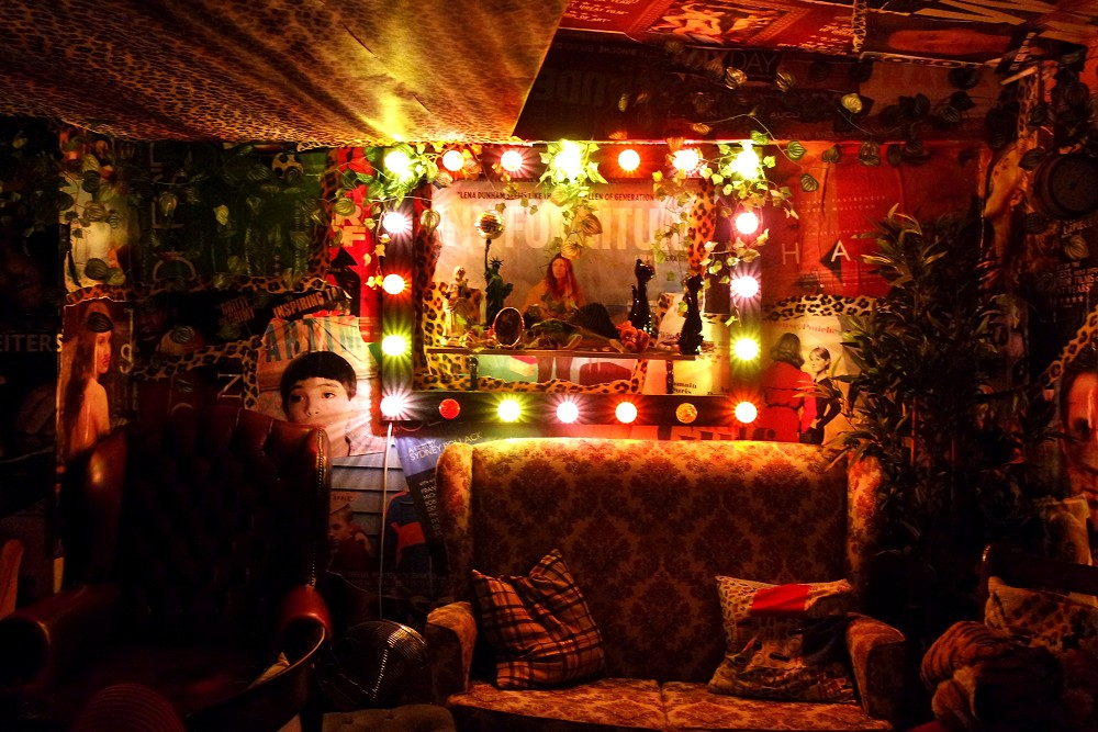 Little Nans House 90s Pop Up Bar in Dalston