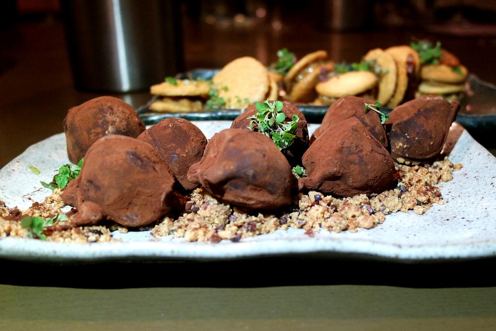 Pachamama Peruvian Chocolate Chilli Truffles