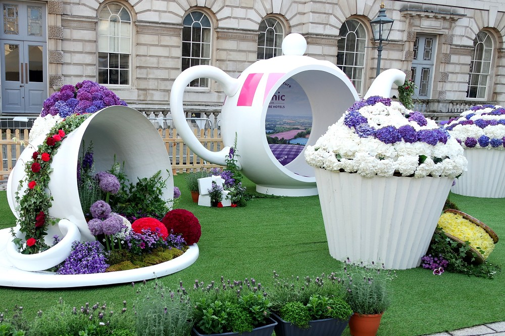 Picnic With Mercure Somerset House Teapot