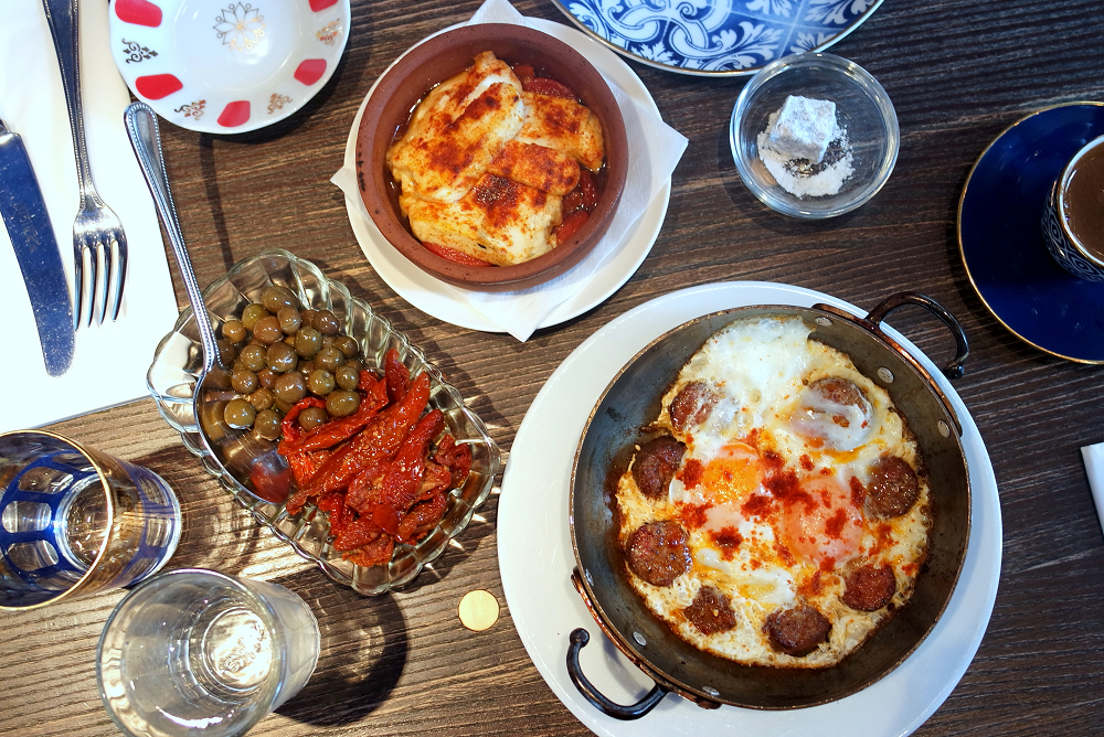 Food | Turkish Tastes at Babaji, Soho