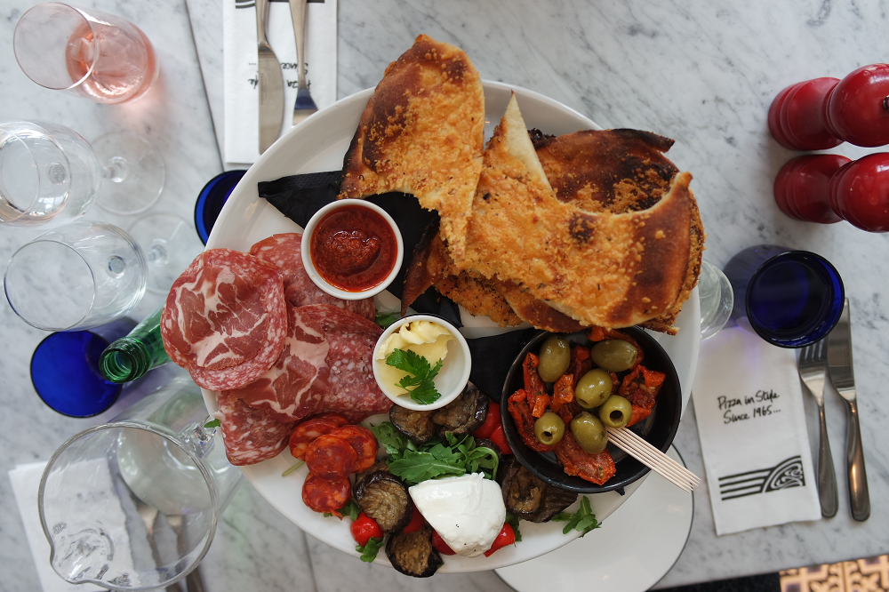 Pizza Express Antipasti