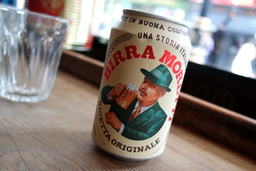 Pizza Pilgrims Beer  | The Best Pizza in Soho