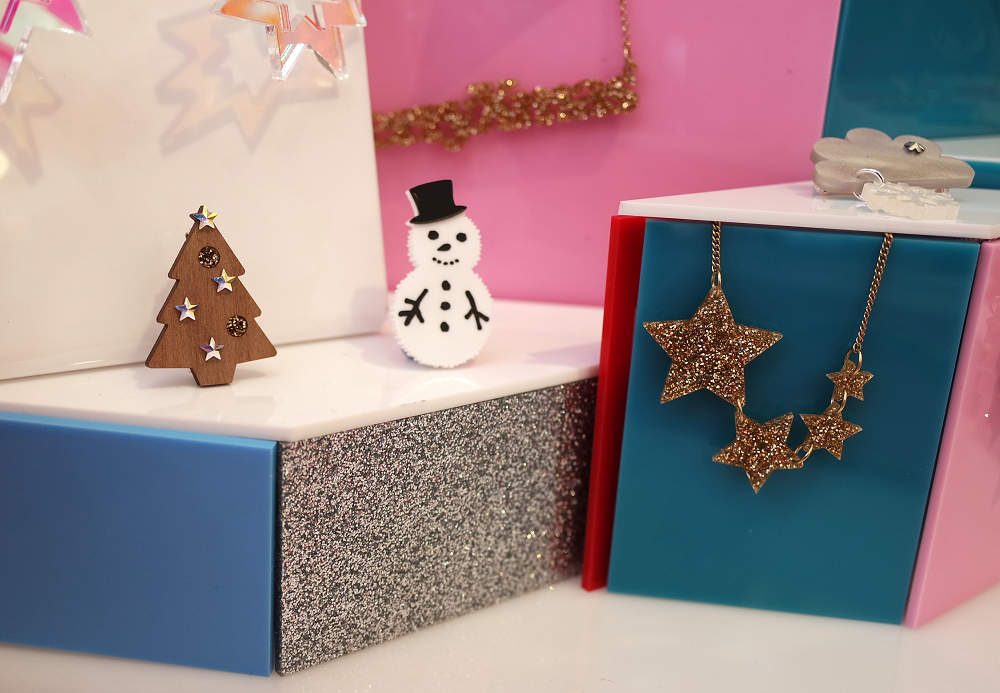 Tatty Devine Christmas Collection 2016