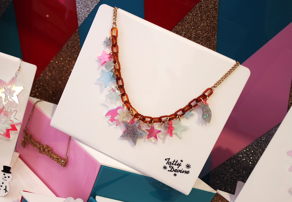 Tatty Devine Christmas Collection Necklace