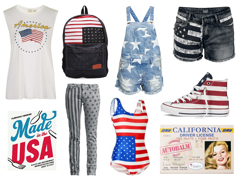 Weekend Wishlist Fourth July