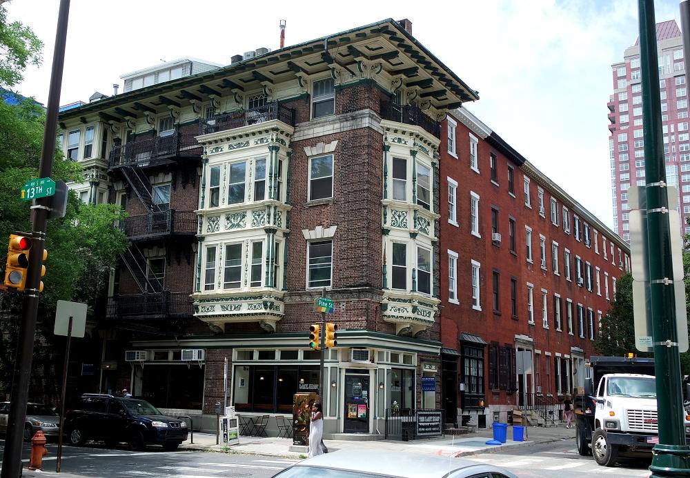 Philadelphia Corner Houses