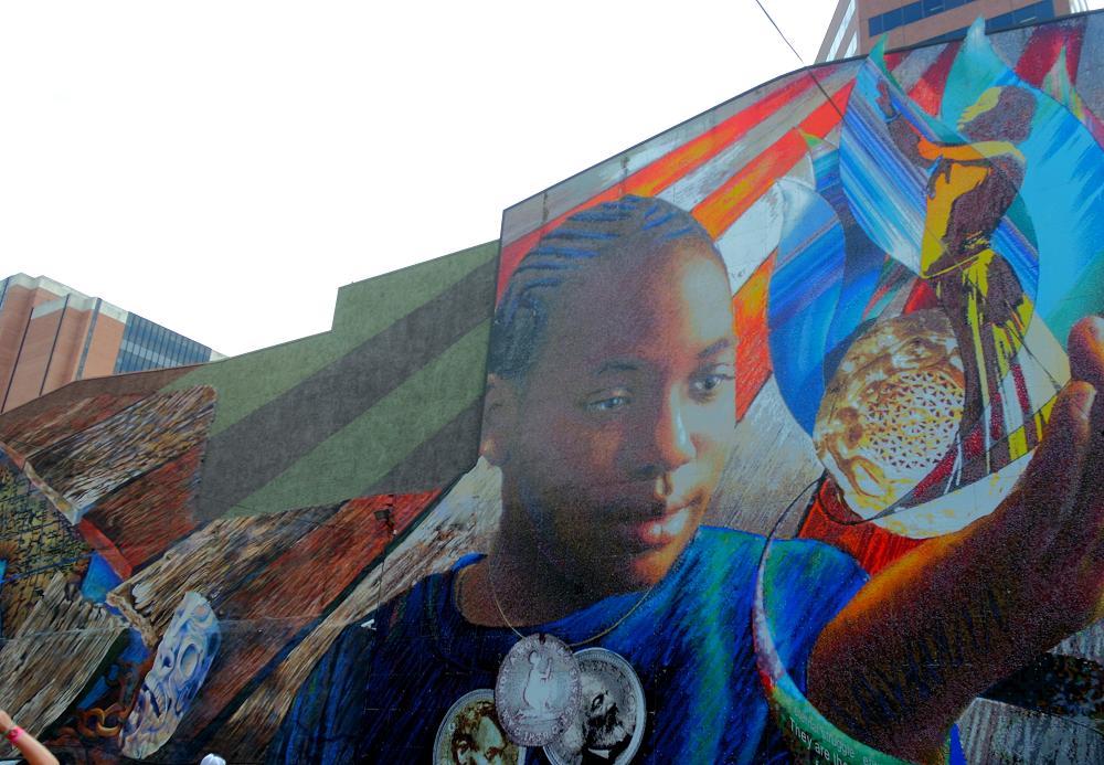 Philadelphia Mosaic Street Art