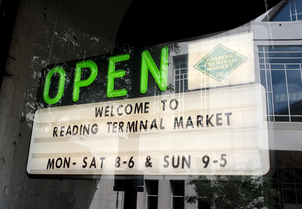 Philadelphia Reading Terminal Market