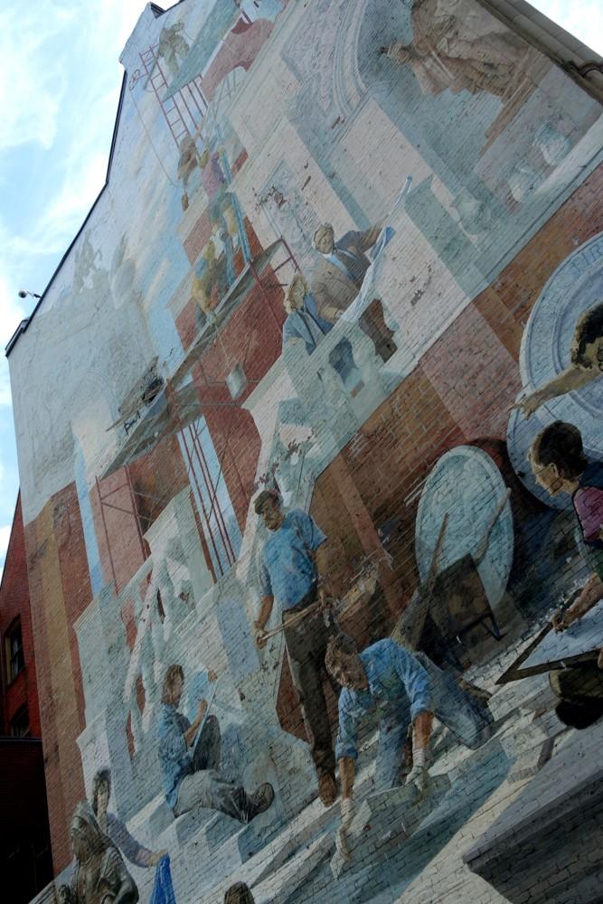 Philadelphia Street Art Walking Tour