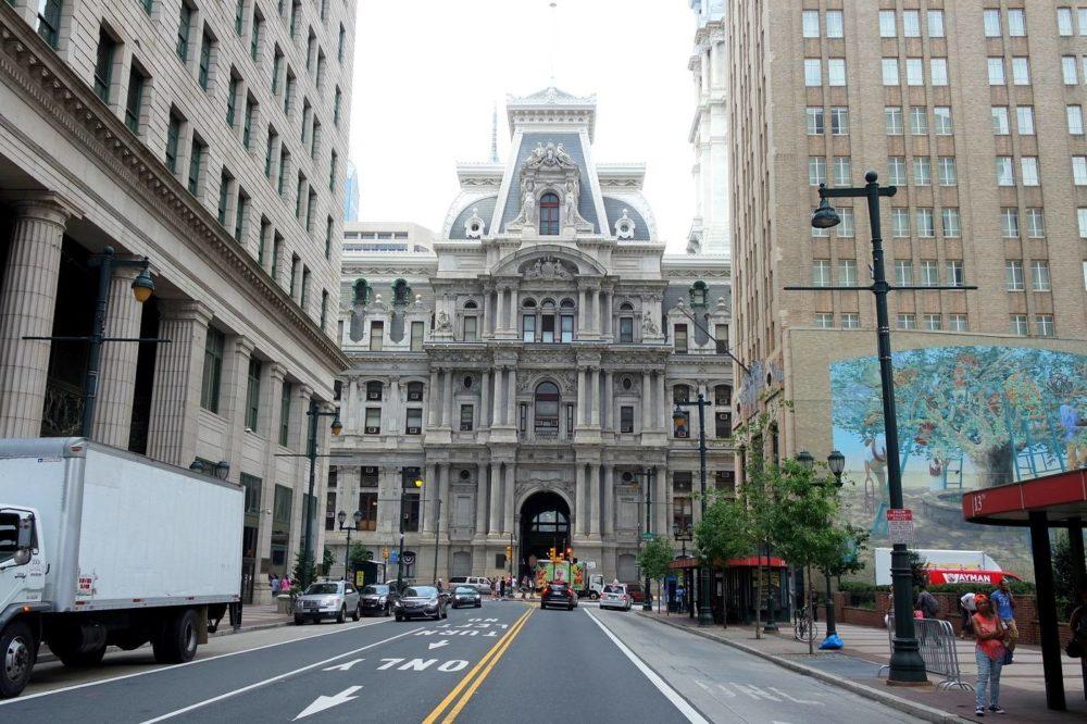 Philadelphia Walking Tour