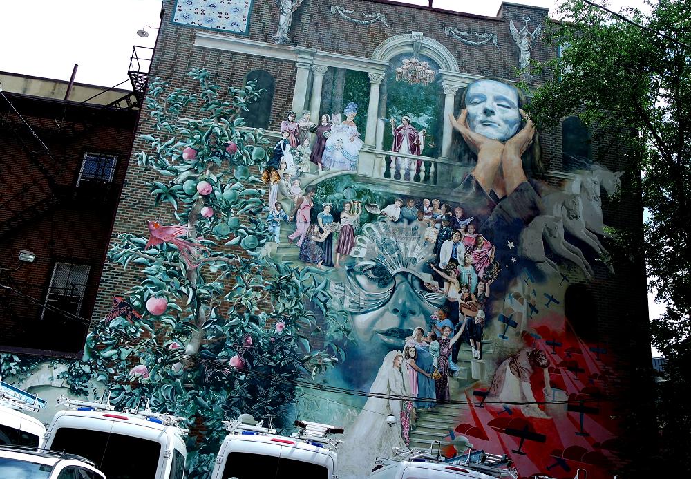 Philadelphia Womens Rights Mural