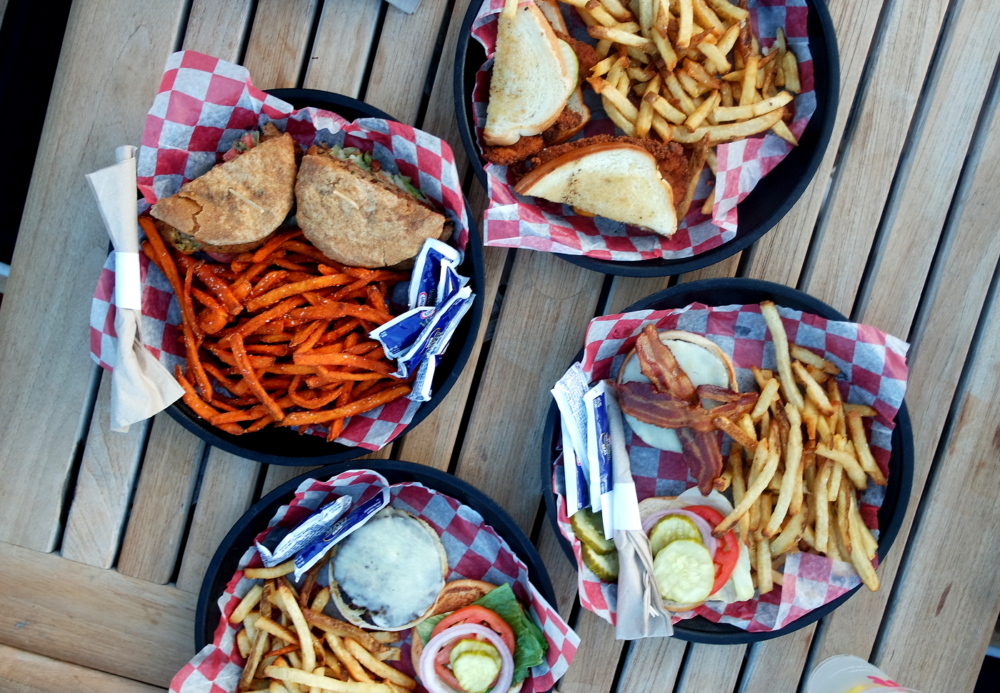 Five Favourite Meals I've Had In America