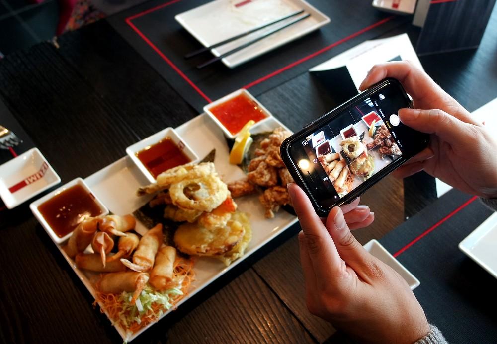 Izumi Sushi Restaurant Hot Appetisers