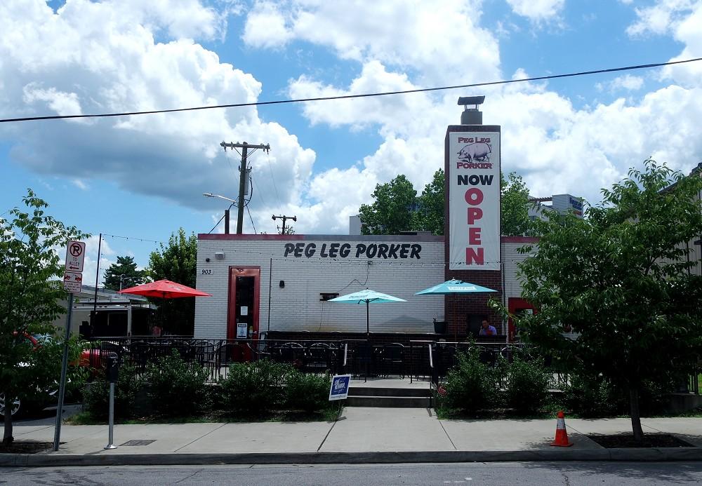 Nashville Peg Leg Porker