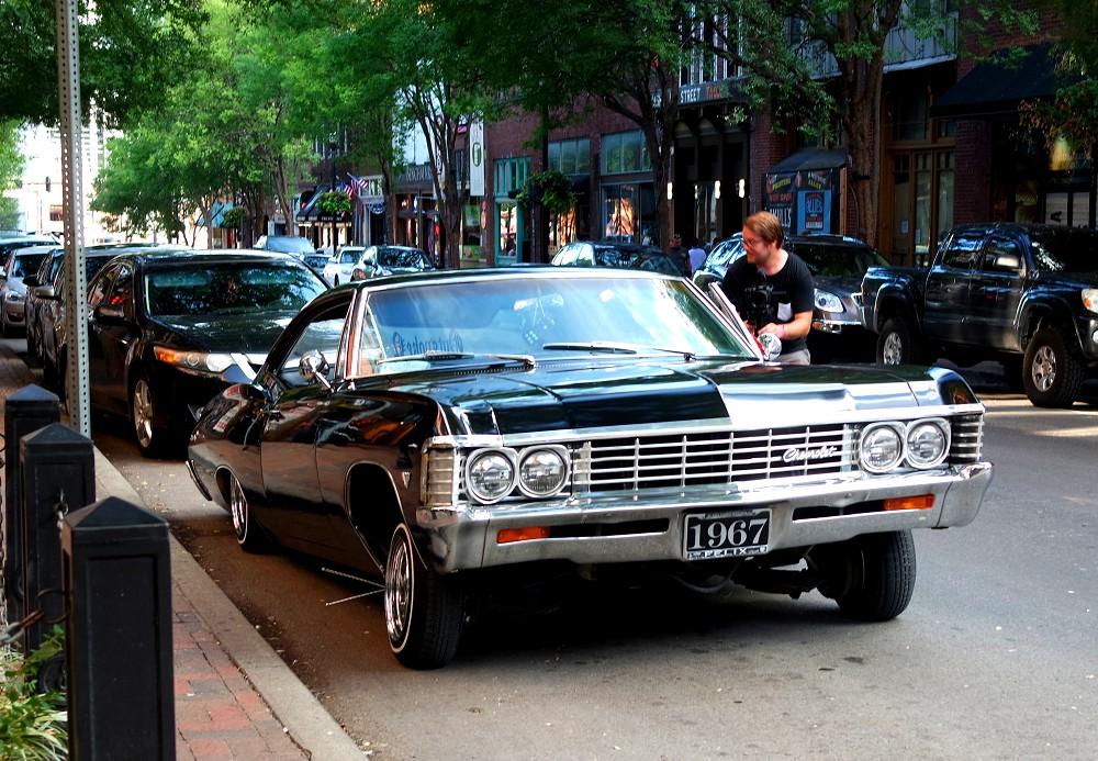 Nashville awesome car