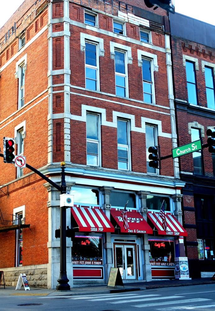 Nashville buildings