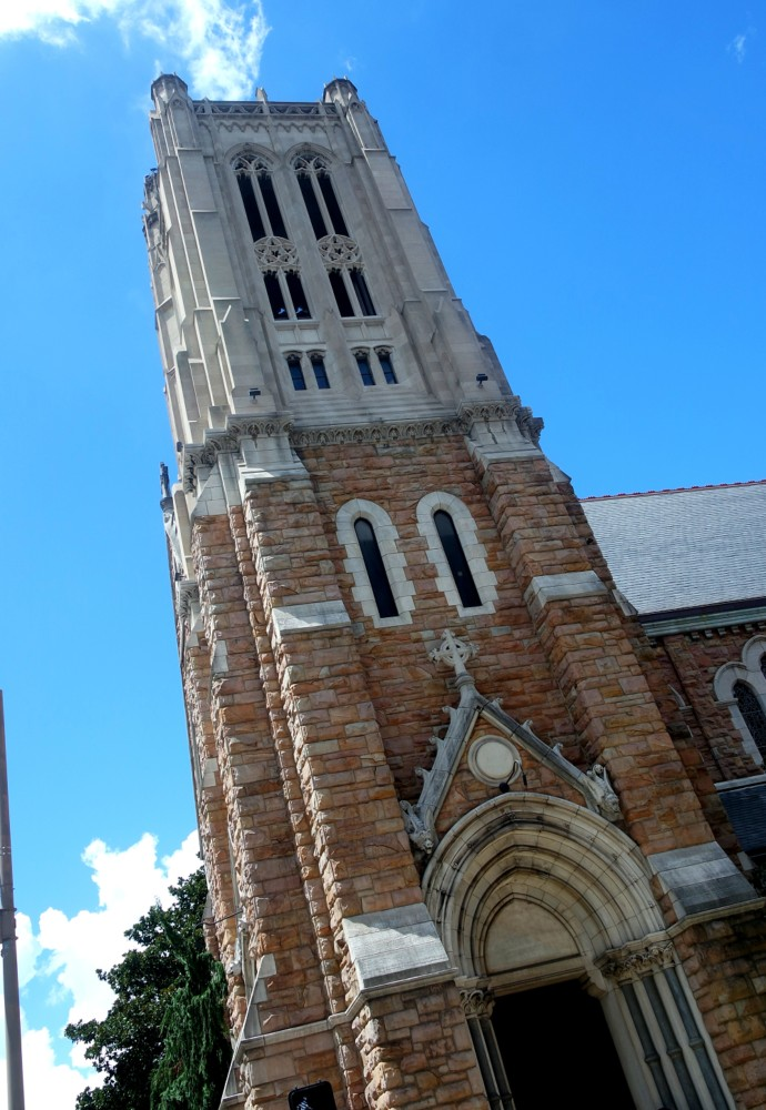 Nashville church