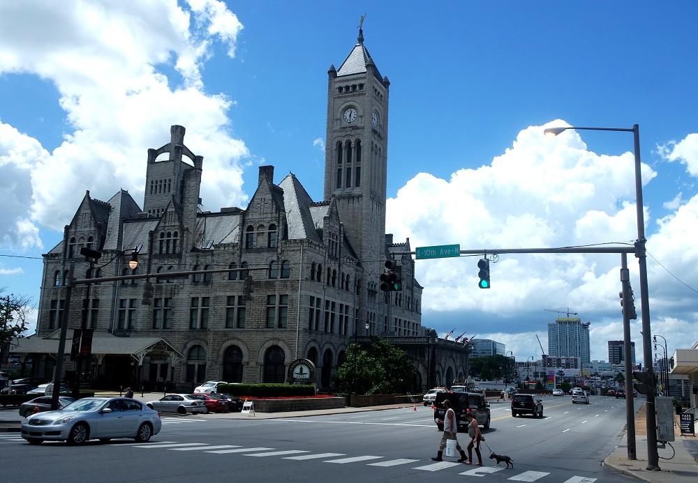Nashville old buildings
