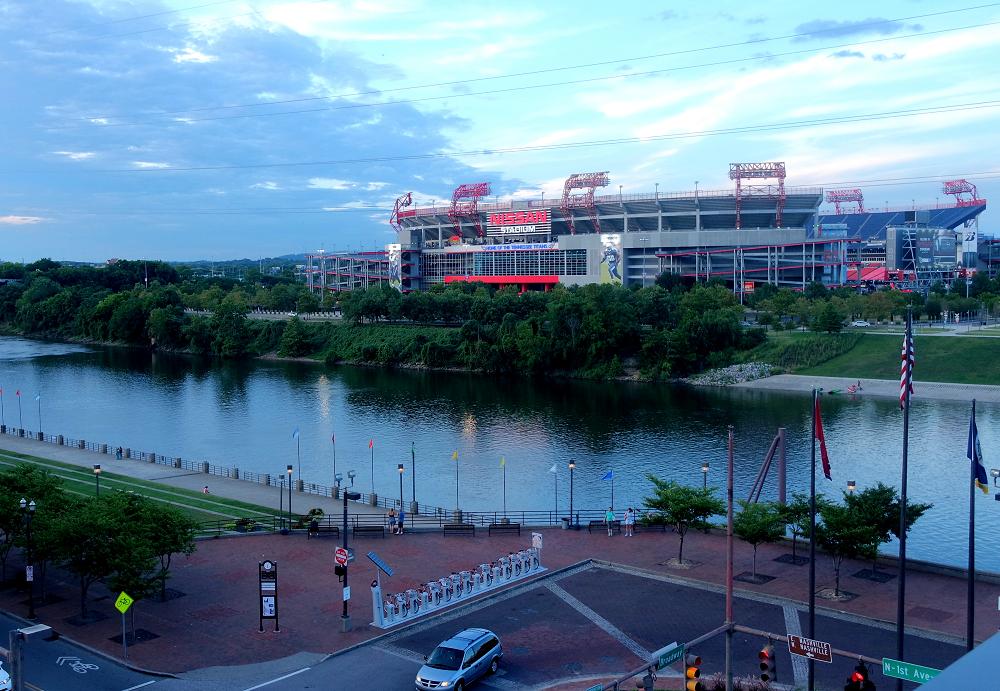 Nashville Nissan Stadium
