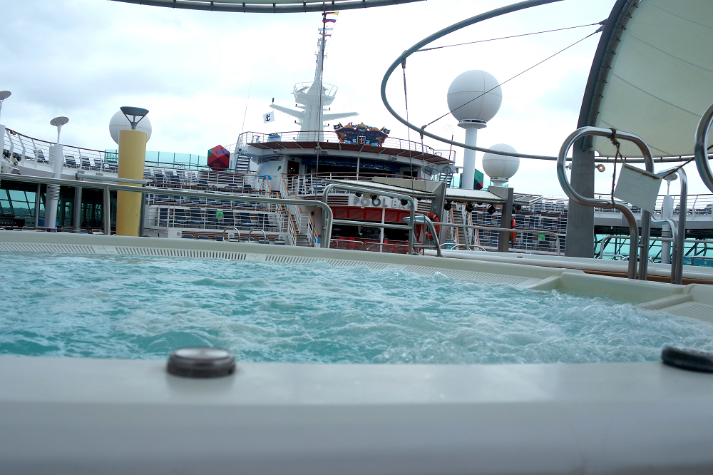 A Day on Board Royal Caribbean's Navigator of the Seas