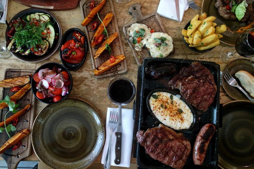 Santa Maria Del Sur Argentinian Steak Restaurant London