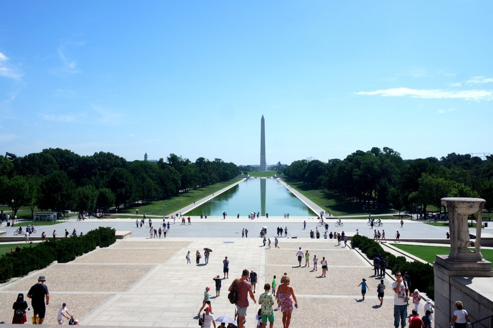 Washington DC bicycle sightseeing tour