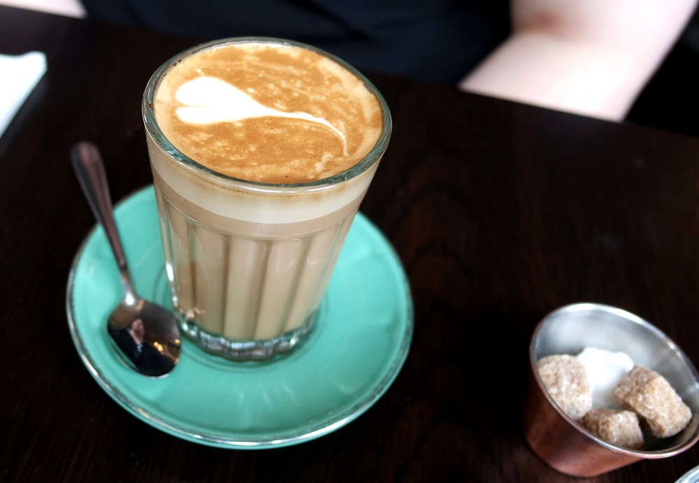Weekend Brunch at Dirty Bones coffee