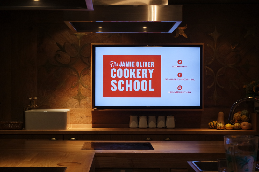 Jamie Oliver Cooking School Taste of Japan