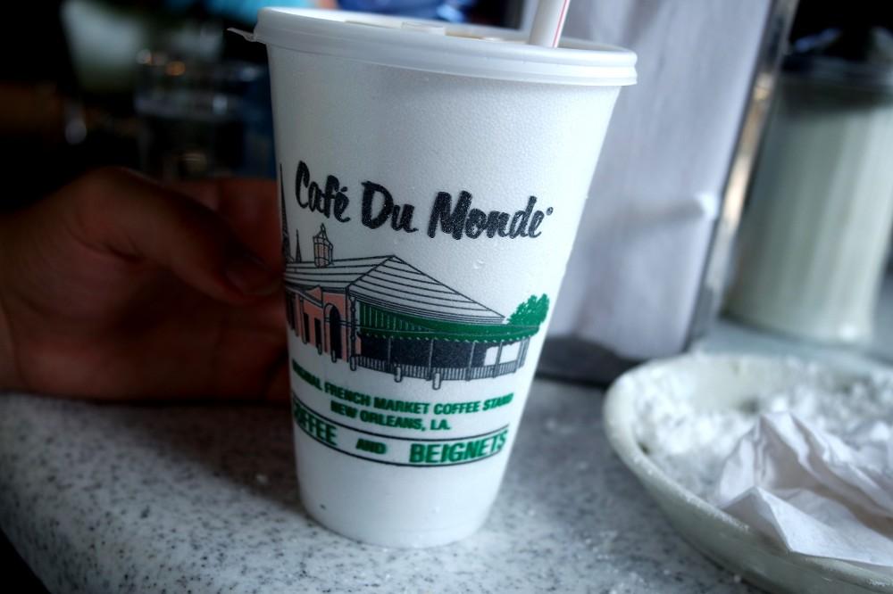 Cafe De Monde, New Orleans