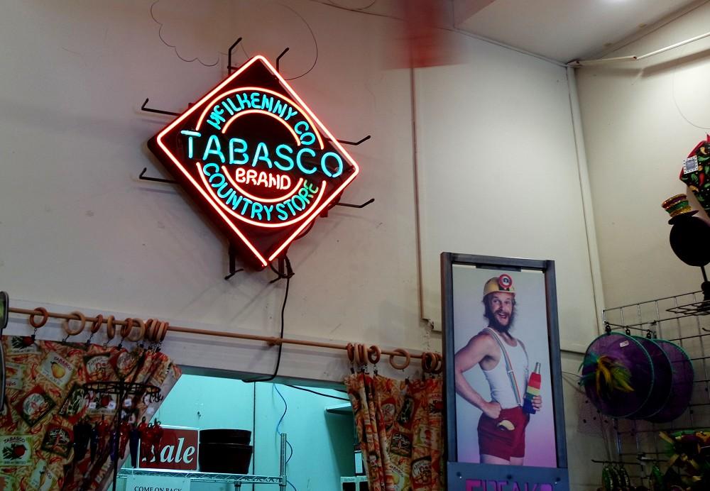 New Orleans Tabasco Store