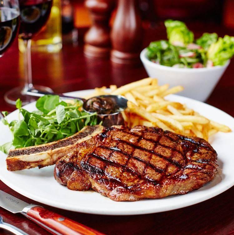 Cafe Rouge Steak
