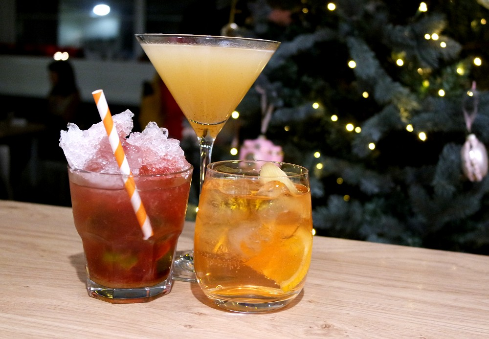 Christmas Cocktails with John Lewis