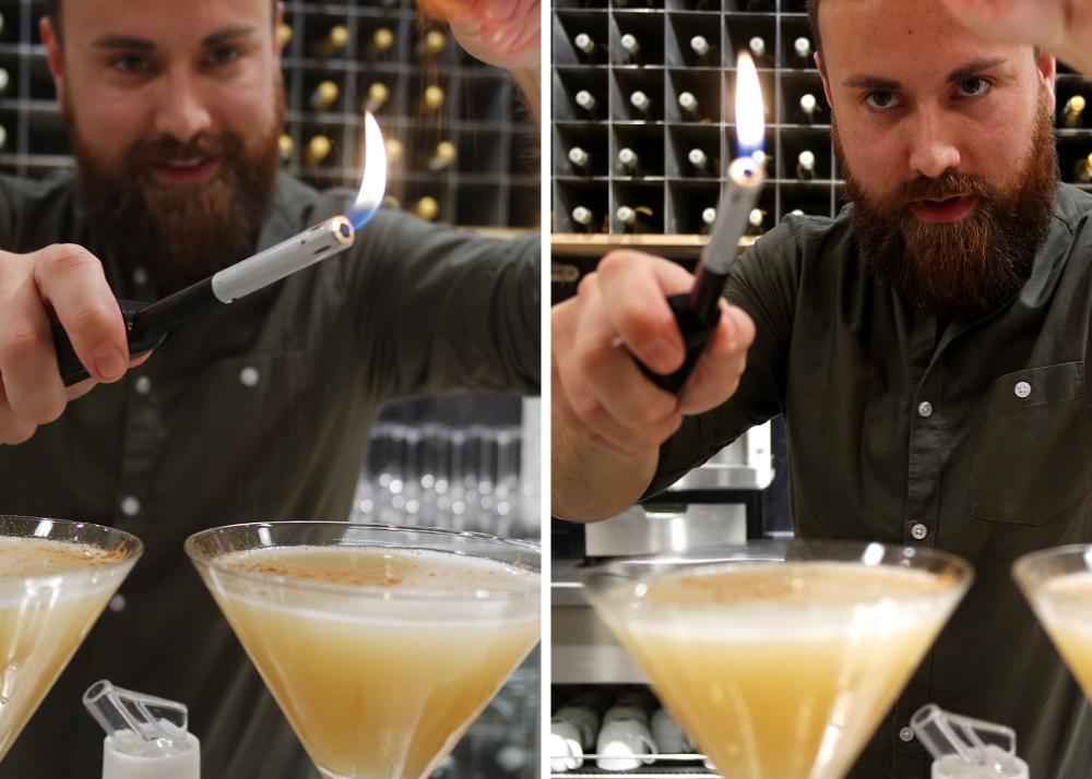 John Lewis Christmas Cocktail Making