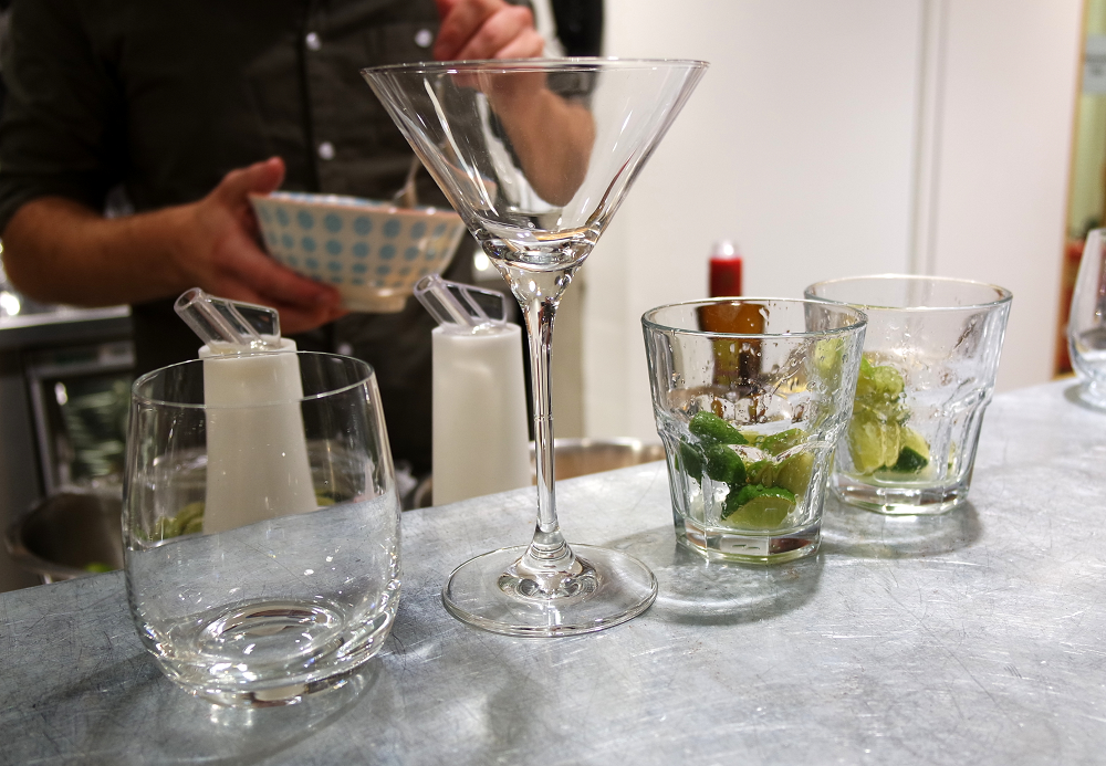 John Lewis Christmas Cocktail Making