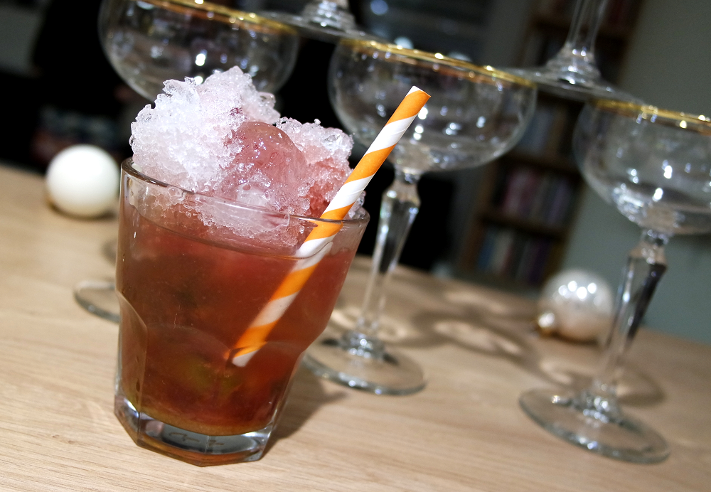 John Lewis Christmas Cocktail masterclass