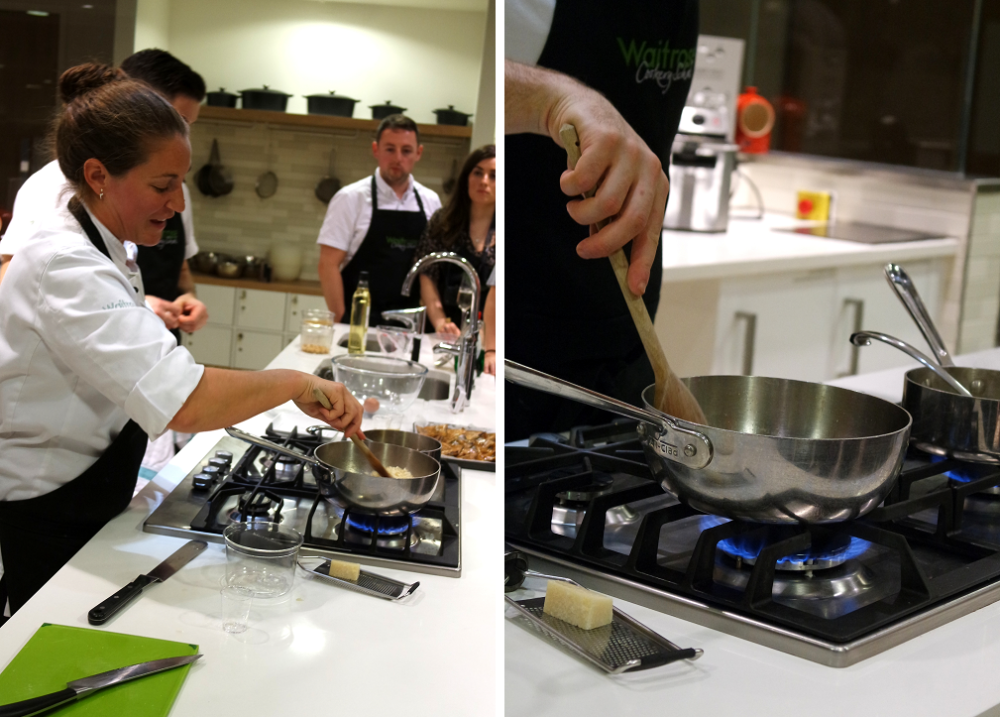 John Lewis Christmas Cookery Class