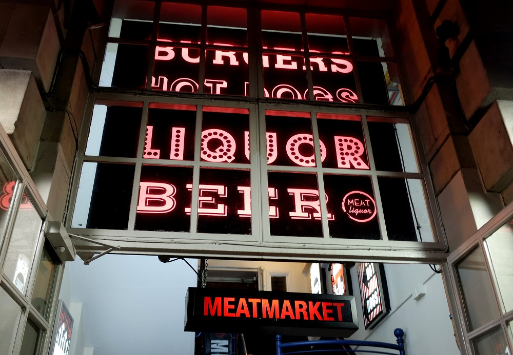 MeatMarket London review