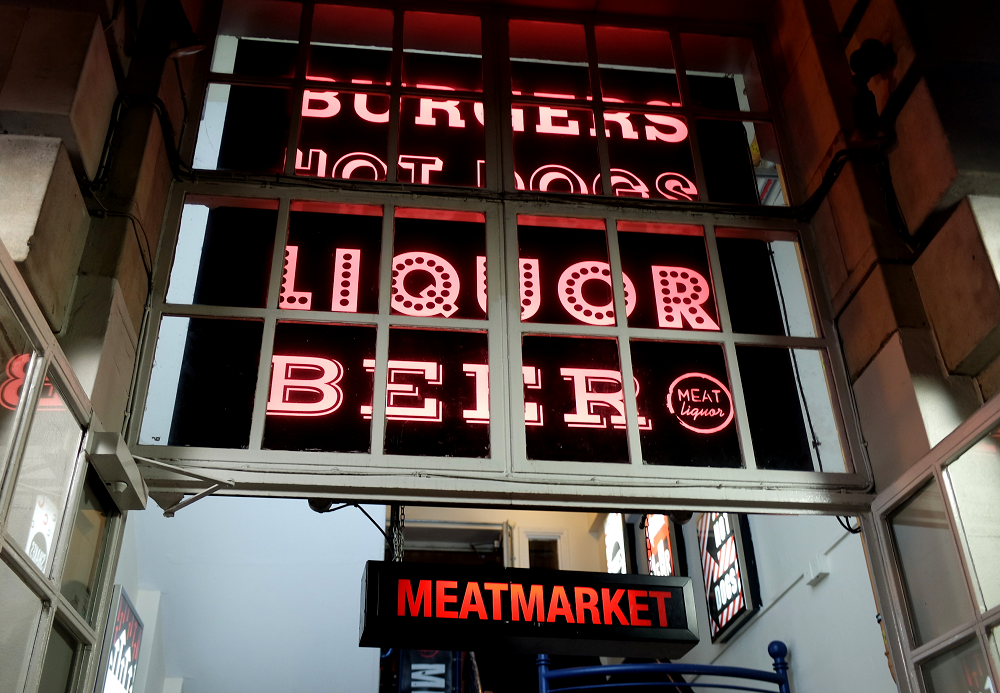 A Meat Encounter | MeatMarket, Covent Garden