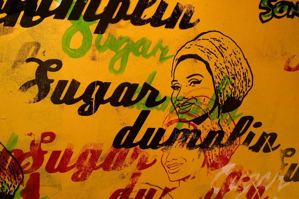 Sugar Dumplin rum shack restaurant Kingston 3