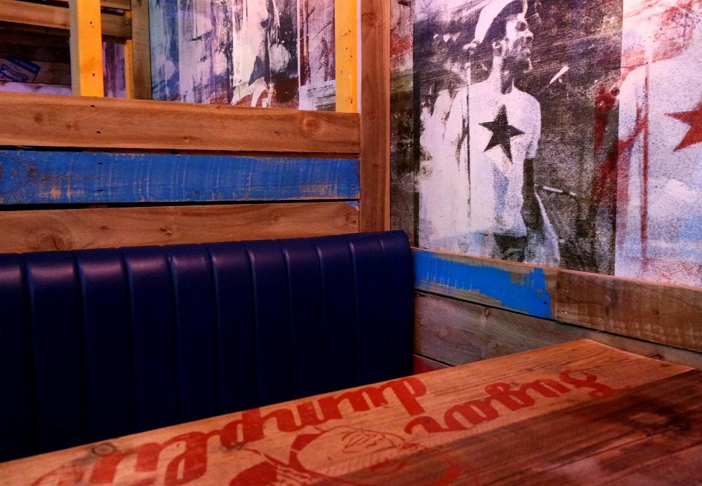 Sugar Dumplin rum shack restaurant Kingston 4