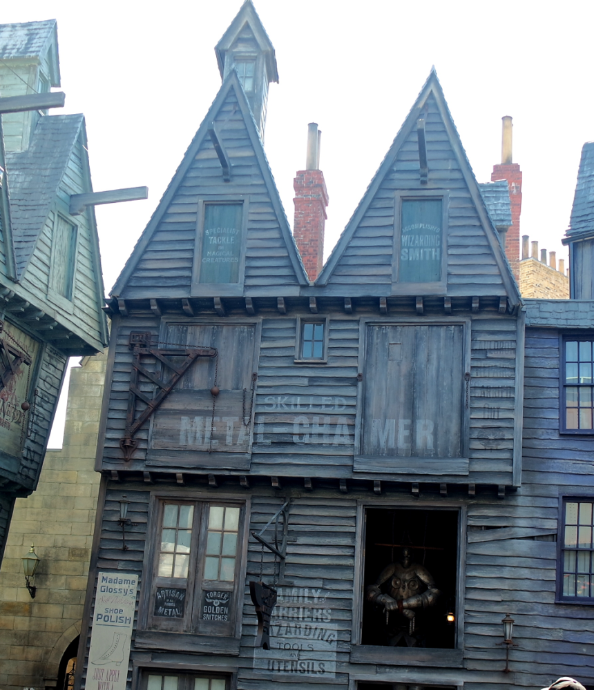 Diagon Alley, Universal Studios, Florida